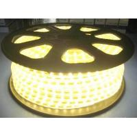 Buy cheap 120 Leds Waterproof SMD5050 Flexible LED Strip 28.8W DC12V - 24V Power Supply from wholesalers