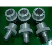 China Aluminum steel alloy and brass precision 6061 gear for automation equipment on sale