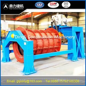 spun concrete pipe making machine