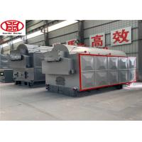 Best Biomass Wood Chips Pellet Coal Fired Steam Boiler 1 - 4 Ton 100 Psi For paper making wholesale