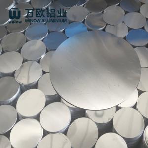 Best Hot Rolling Aluminium Discs Circles Aluminium Round Discs Customized Size wholesale