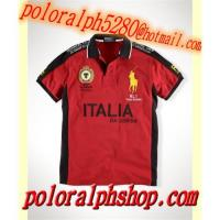 China Wholesale cheap Ralph Lauren racing polo T-shirts Italy on sale