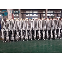 Best Stainless Steel Lug DN600 Uni Directional Seal Knife Gate Valve wholesale