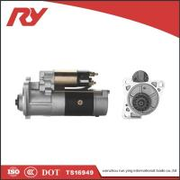 Best 13T Aluminium Engine Starter Motor Hs Code 8511409900 TS16949 For MITSUBISHI 6DR5 4D34( M008T60271A ME049186) wholesale
