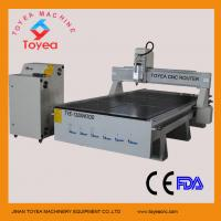Best Hiwin linear rail CNC Wood router machine with rack&gear pinion TYE-1325 wholesale