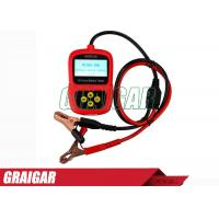 Best Handheld Vehicle Diagnostic Tools , Car Battery Tester MICRO-100 Conductance Tester wholesale