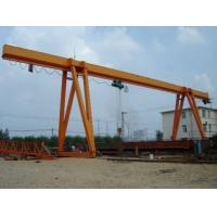 China Crane Gantry  / Box Girder Yard / L Shape / For Unloading / Complicated Context on sale