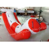 Cheap 3 x 1.2 m 0.9mm PVC Inflatable Water Seesaw Game Toys CYWP-1642 CE ROHS Certification for sale