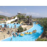 Best Hotels Ourdoor Commercial Holiday Resorts Lazy River Water Park For Family Spray, Relax wholesale