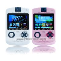 China 4GB QVGA Panel All-In-One Media Player (DV/MP3/MP4/Game/Camera/FM Function) 2 Colors Available on sale