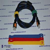 Best Logo Printable Hook And Loop Straps Wire  Straps Various Shape wholesale