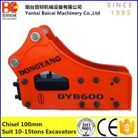 Buy cheap China Yantai Pterosaur side type korea quality excavator hydraulic breaker charging kit from wholesalers