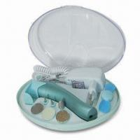 Best Professional Manicure Kit with 5 Interchangeable Attachments and On/Off Switch wholesale