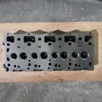 Best Diesel engine parts Isuzu 4LE1 auto engine cylinder head OEM   8971147131 casting iron bare cylinder head wholesale