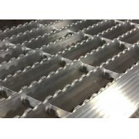 Industrial Aluminum Floor Grating  Surface Treatment For Roof