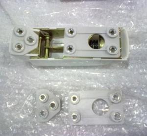 Spring Freezer Door Hinge Fixed Liner For Cooler Withspring hinge fixed liner for cooler