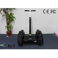 Best Black Smart 2000W Off Road Electrical Mobility Scooter Personal Vehicle wholesale