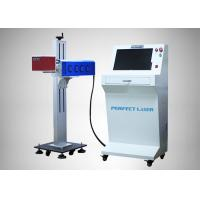 Best 10W/30W/60W Fast Speed Available Data Networking 110×110 mm Co2 Laser Marking Machine wholesale