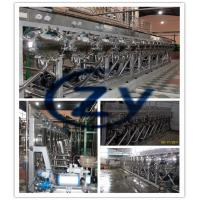 Best Large Capacity Yam Starch Production Line / Ss 304 Tapioca Starch Machine wholesale