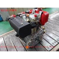 Best 0.247L Displacement Air Cooled Diesel Engine With Recoil Start / Electric Satrt System wholesale