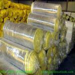 Best Hot sales 10kg/m3 50mm glass wool blanket with Aluminium foil wholesale