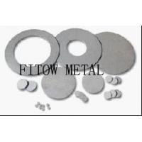 China 2015 hot sale Best Price Porous Titanium Filter Disc on sale