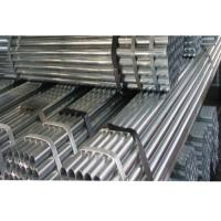 Best Hollow Greenhouse Galvanized Pipe Fittings Customized Size Good Coating Toughness wholesale