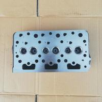 Cheap Diesel engine cylinder head Kubota D722  for excavator standard size performance engine parts auto engine components for sale