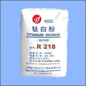 Best Titanium Dioxide R218 wholesale