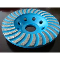 China 4 inch diamond cup grinding wheel for marble/basalt/granite/concrete on sale