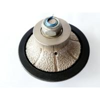 China Sharpening Hand Profile 4 Inch Diamond Grinding Wheel , Ceramic Carbide Grinding Disc on sale