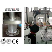 Best 1400mm Aluminum Welding Robot Long Service Life For Engineering Machinery wholesale