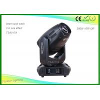 3 In 1 Sharpy Moving Head Light 280w 23 Gobos Smart Beam Projector For Stage Show