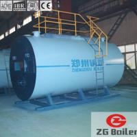 Buy cheap SZS Series Oil and Gas Boiler in Vapour Heating Equipment from wholesalers