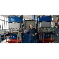Best 400 Ton Solid Kitchenware Shaping Machine With Vacuum Compression High Pass Rate wholesale
