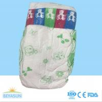 China Softlove Daydry Comfort Disposable Baby Diapers Magic Tape Clothlike Backsheet on sale