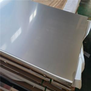 Best BA No.4 2b Finish Stainless Steel Sheet 24 X 24 2400 X 1200 304 316 Grade wholesale