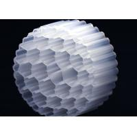 Buy cheap Special Formula MBBR Filter Media With Virgin HDPE Material And White Black from wholesalers