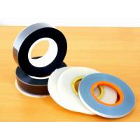 China PSA ELECTRONIC COVER anti-static polyester film smd cover tapes with 62um thick  on sale