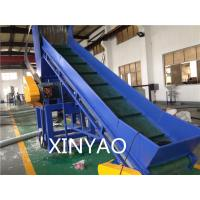 Best Waste Film Recycling Plastic Washing Line With Belt Conveyor wholesale
