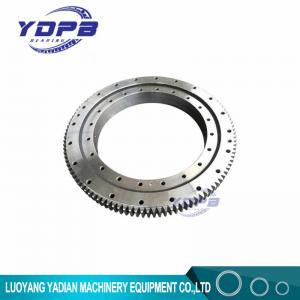 China XA 120235N/XOU10/235 Cross roller bearing  slewing rings external gear 171x318.8x40mm INA Brand on sale