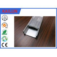 Best Anodized Matte Treatment LED Aluminium Extrusion Profiles For LED Panel Light wholesale