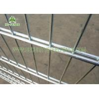 Best Security Double Loop Ornamental Wire Fencing With φ 500 Razor Wire Top wholesale