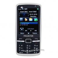 3.2inch Touch Screen Projector Phone with WiFi TV