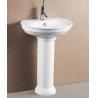 Buy cheap Ceramic Pedestal Basin from wholesalers