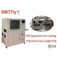 Best Inline Router Laser PCB Depaneling Machine , Board Handling Machine Fully Automated wholesale