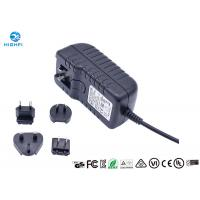 China 12V 2A Multi Plug Interchangeable Plug Power Adapter For CCTV Camera Monitor on sale