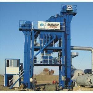 China Mini Mixing Plant, use High-speed Flux Asphalt Pump to Realize High-pressure Shower Spraying Asphalt on sale