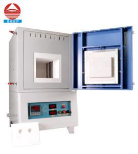 China 200*200*200mm 1000C 1700C Box type High Temperature Laboratory Muffle Furnace on sale
