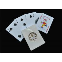 Best CMYK / PMS Printing 54 Card Deck Table Games Type for Entertainment wholesale